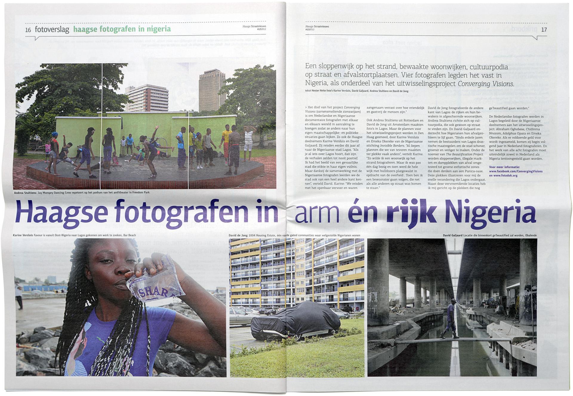 Haags straatnieuws-Lagos-Nigeria-beautification project