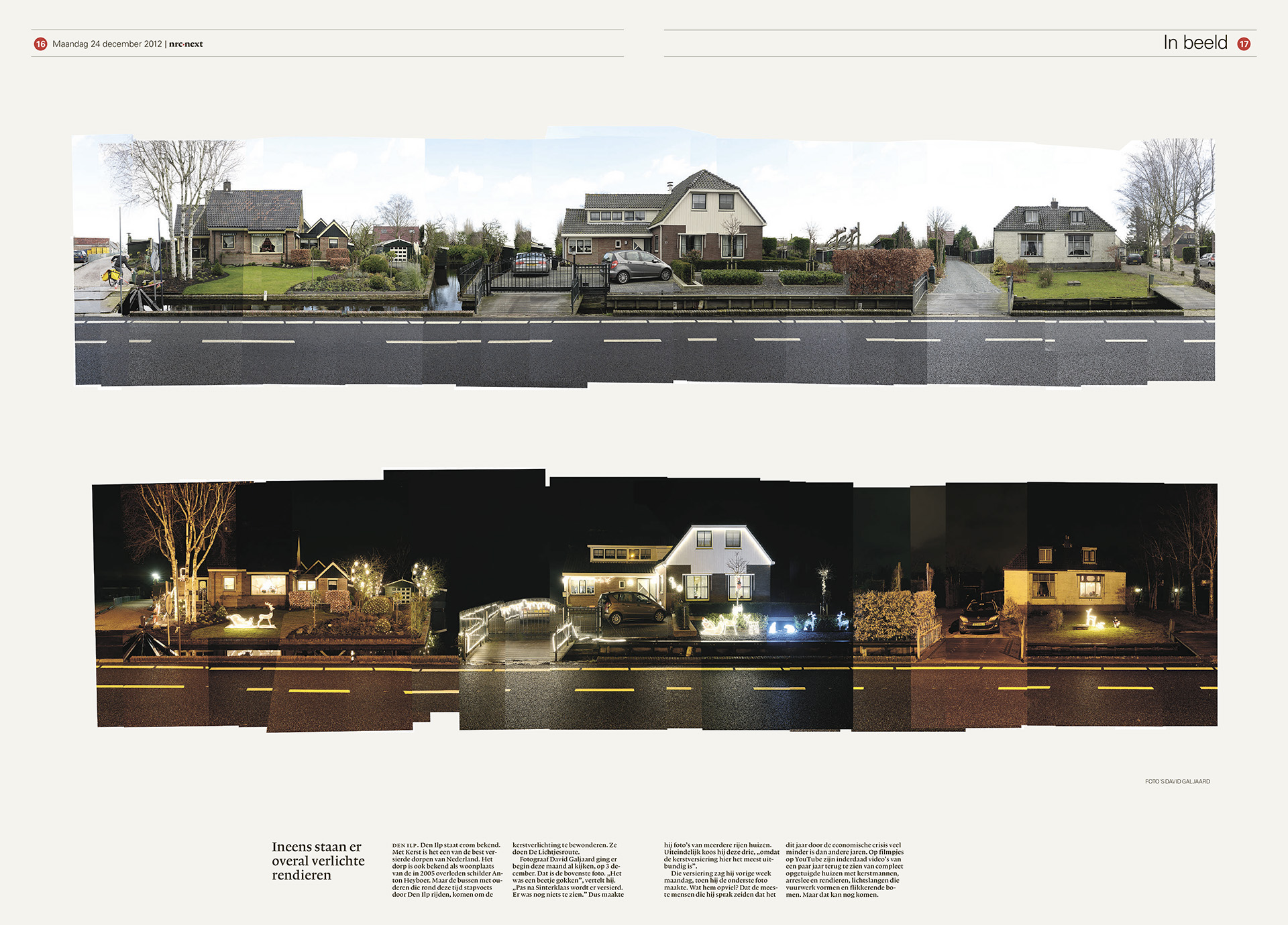 NRC Next - In beeld - Kerst spread - David Galjaard