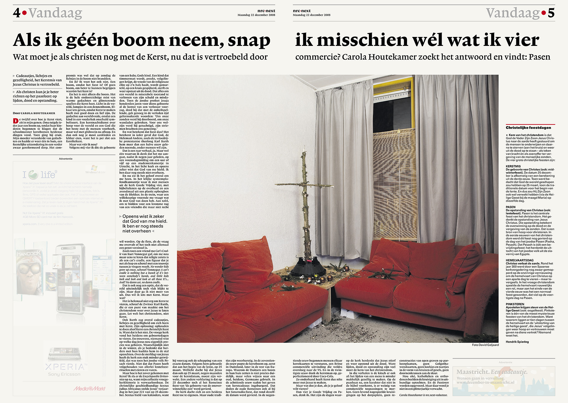 NRC Next - Spread kerst - David Galjaard