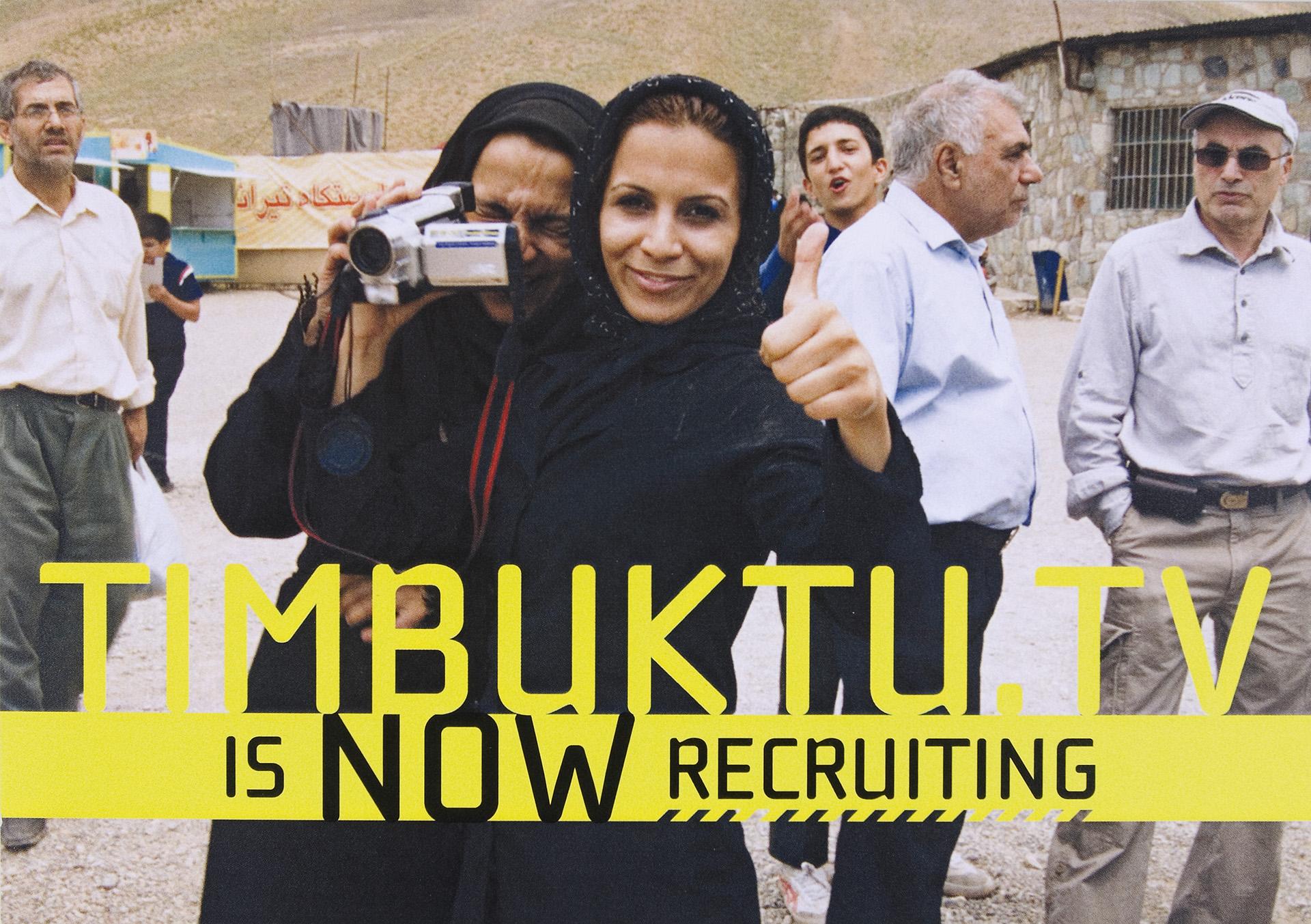 VPRO Timbuktu-TV - David Galjaard