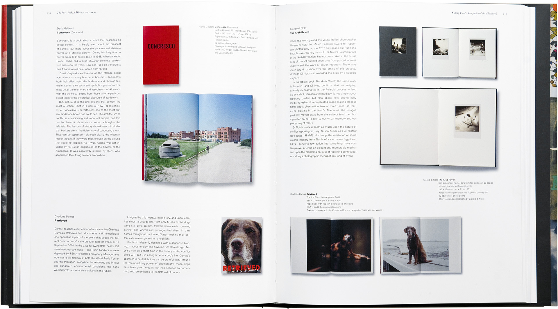 The Photobook: A history Volume III - Recensie Concresco - David