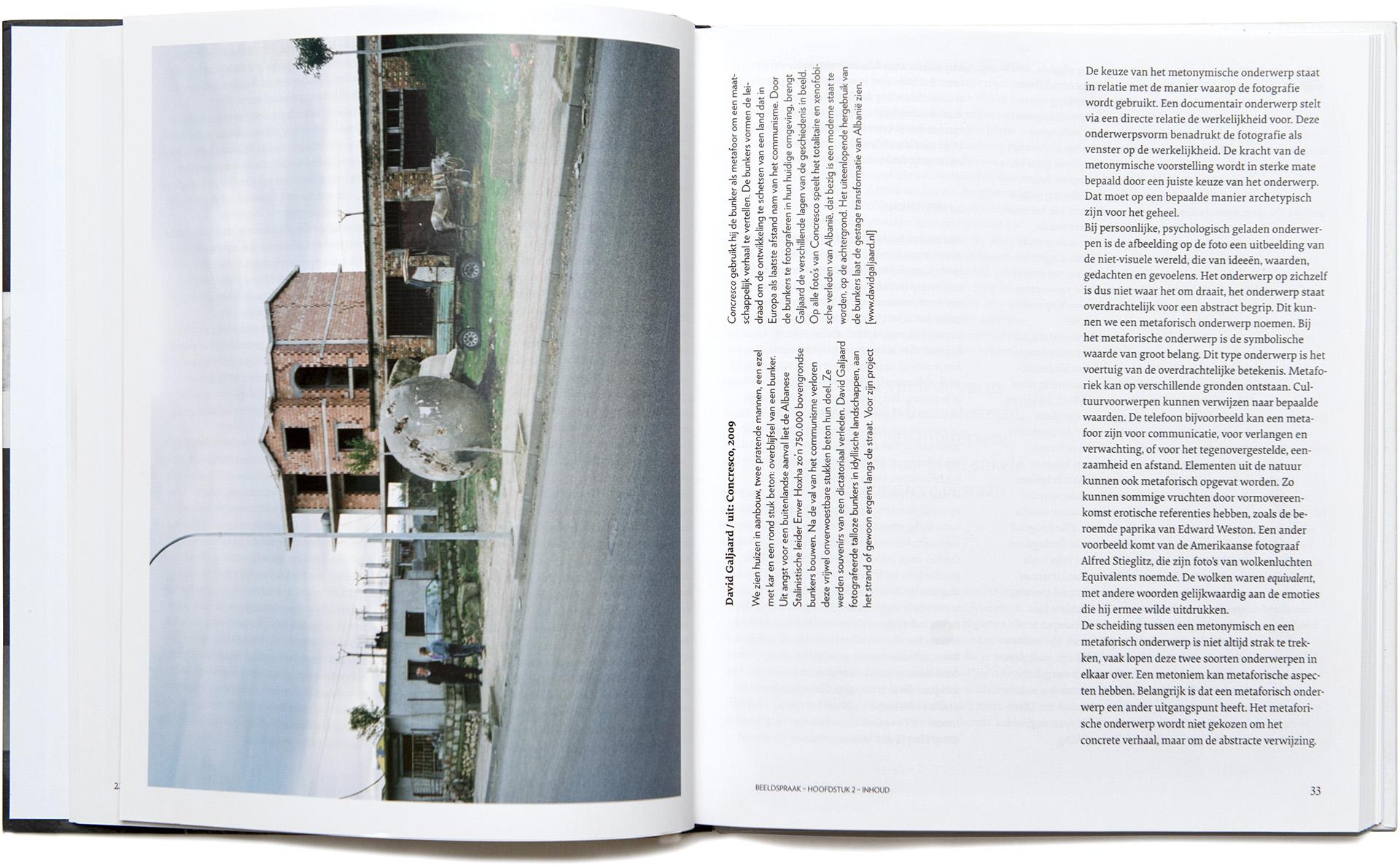 Boek Beeldspraak - Concresco -David Galjaard