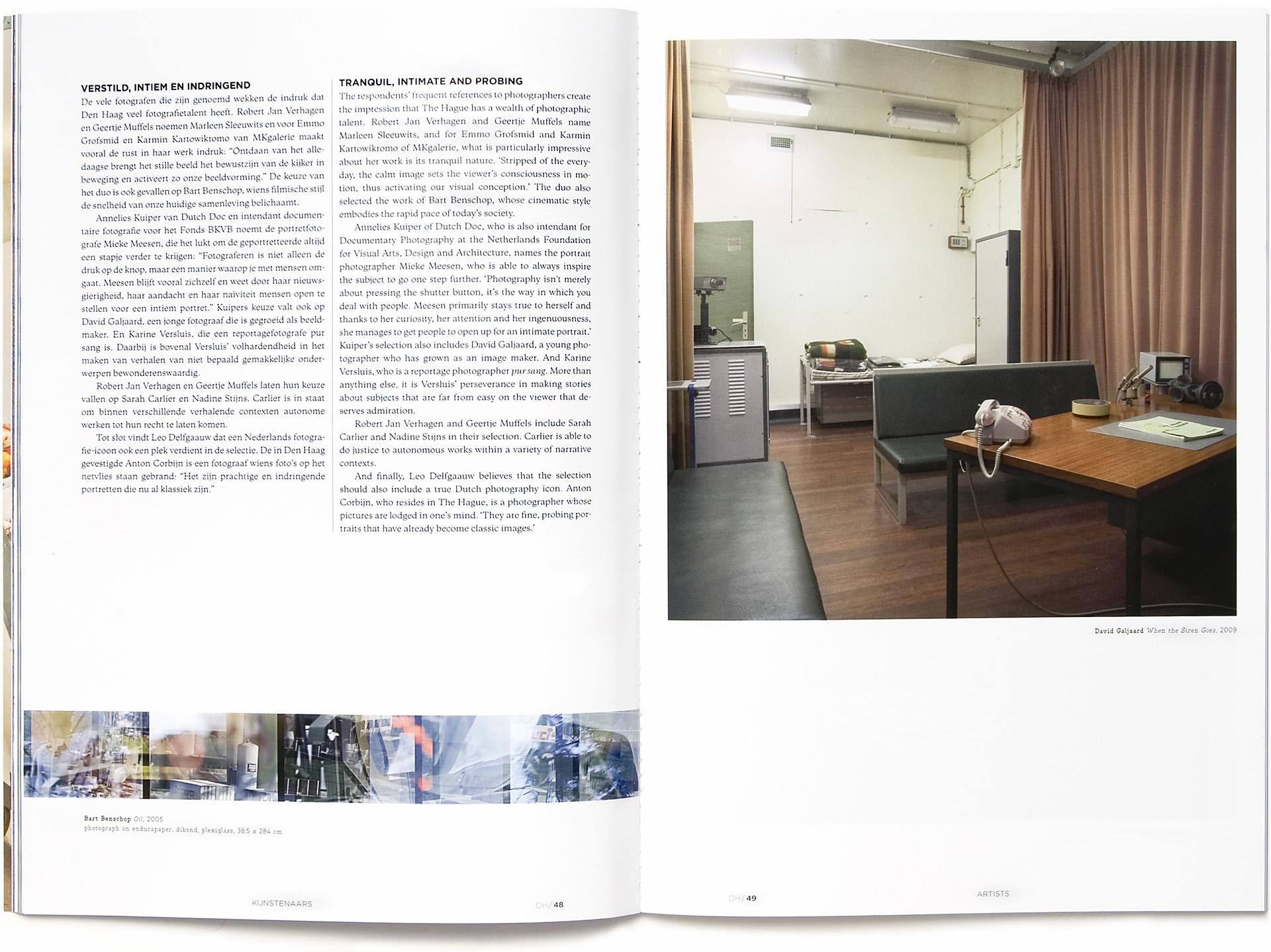 DH// Magazine - When the siren goes - David Galjaard
